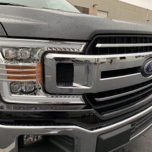 AlphaRex 18-19 Ford F150 NOVA Series Hi-Power Full LED Projector Headlights