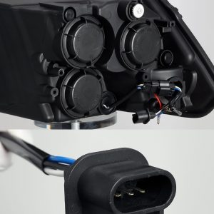 2009 2010 2011 2012 2013 2014 2015 2016 2017 2018 Ram Truck 1500/2500/3500 PRO-Series Projector Headlights