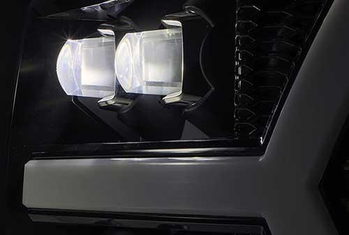 AlphaRex NOVA-Series Ice Cube 3D Projector Lens