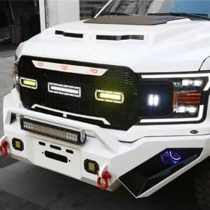 AlphaRex 18-19 Ford F150 NOVA Series Hi-Power Full LED Projector Headlights
