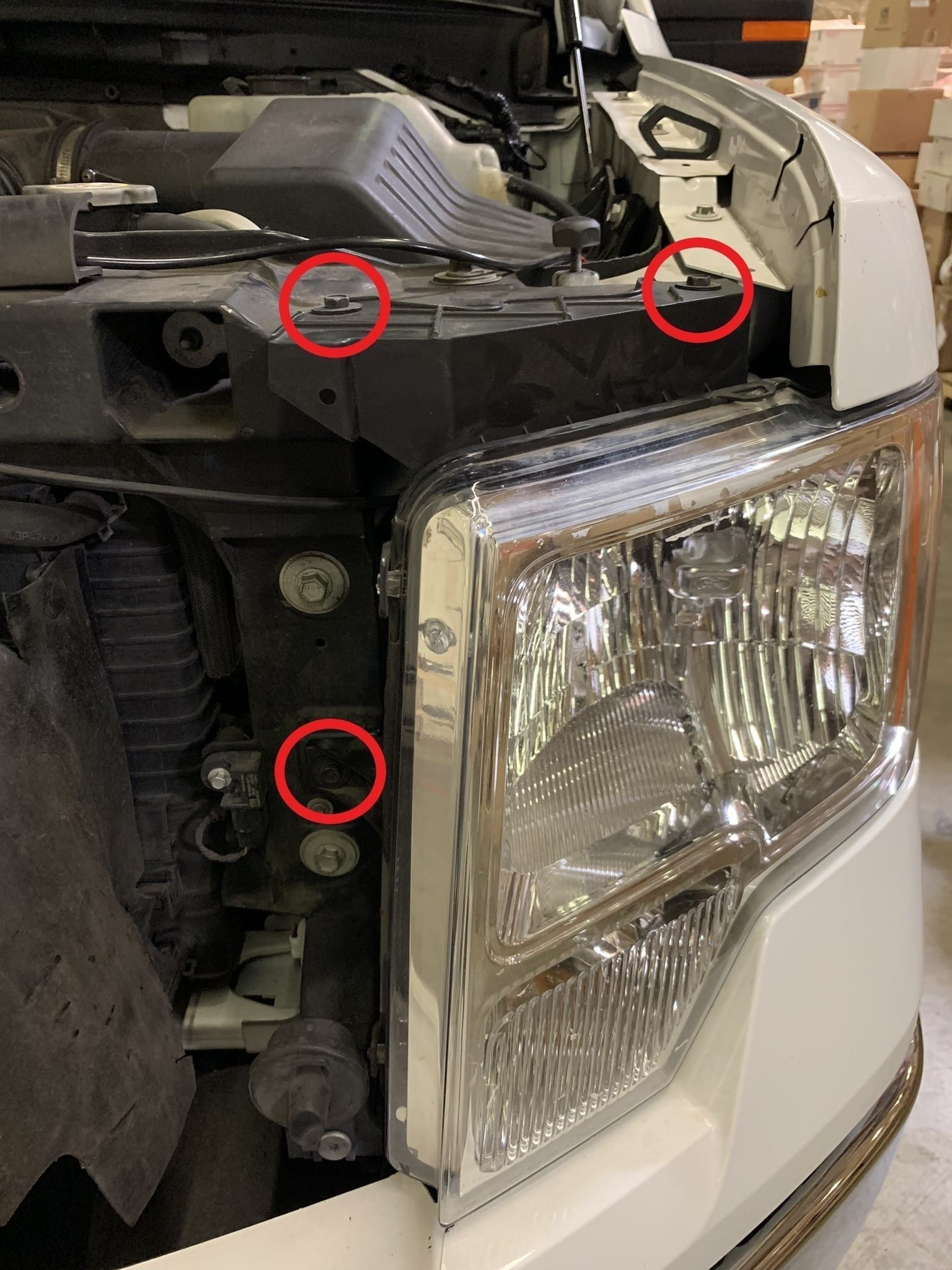 Installation Guide For 09 14 Ford F150 Headlights Alpharex