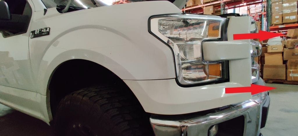 AlphaRex 2015 2016 2017 Ford F150 Projector Headlights Installation Guide
