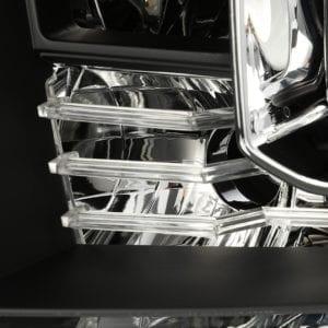 2014 2015 2016 2017 2018 2019 Toyota Tundra PRO-Series Projector Headlights