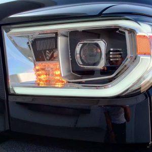 AlphaRex 2007 2008 2009 2010 2011 2012 2013 Toyota Tundra Toyota Sequoia PRO-Series Projector Headlights