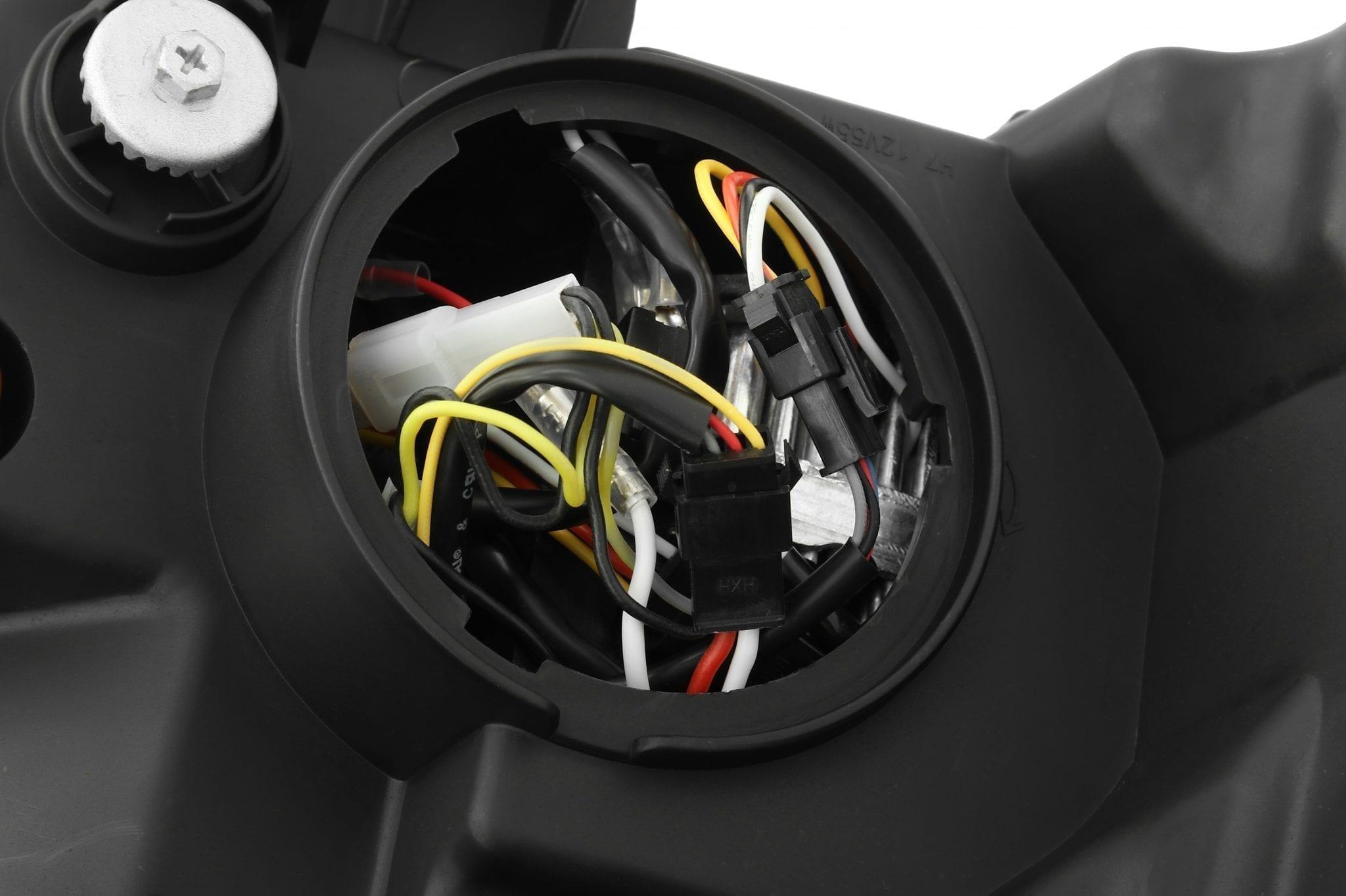 AlphaRex 2007 2008 2009 2010 2011 2012 2013 Chevrolet Silverado NOVA-Series Full LED Projector Headlights