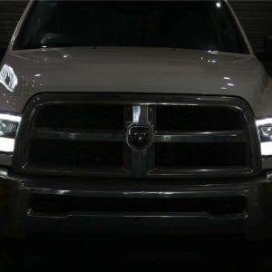 2009 2010 2011 2012 2013 2014 2015 2016 2017 2018 Dodge Ram PRO-Series G2 Projector Headlights