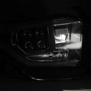 2014 2015 2016 2017 2018 2019 Toyota Tundra NOVA-Series Full LED Projector Headlights