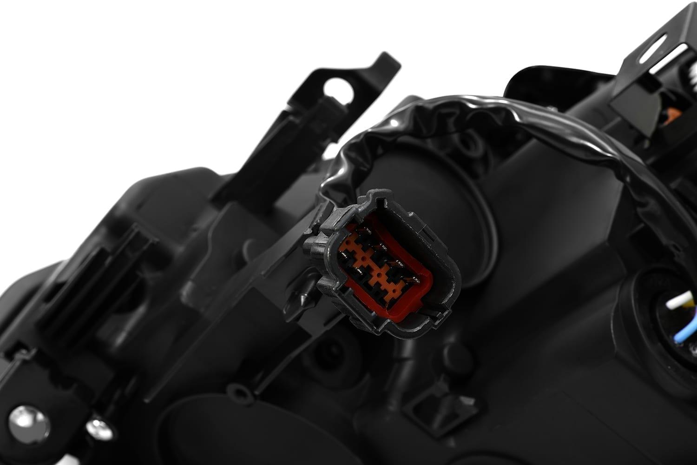 2008 2009 2010 2011 2012 2013 2014 2015 Infiniti G37 Q60 NOVA-Series Full LED Projector Headlights
