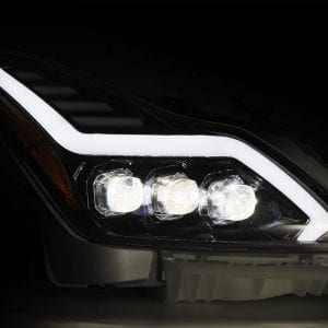 2008 2009 2010 2011 2012 2013 2014 2015 Infiniti G37 Q60 NOVA-Series Full LED Projector Headlights