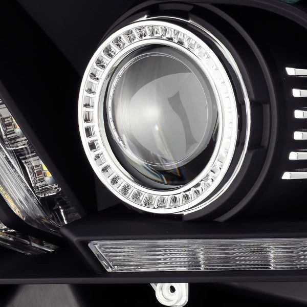 2010 2011 2012 Ford Mustang PRO-Series Projector Headlights