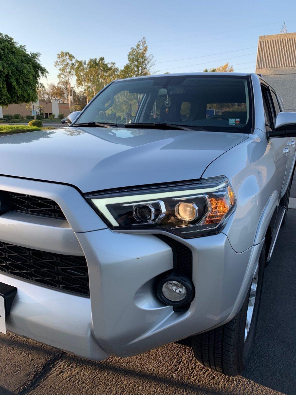 2014 2015 2016 2017 2018 2019 2020 Toyota 4Runner PRO-Series Projector Headlights