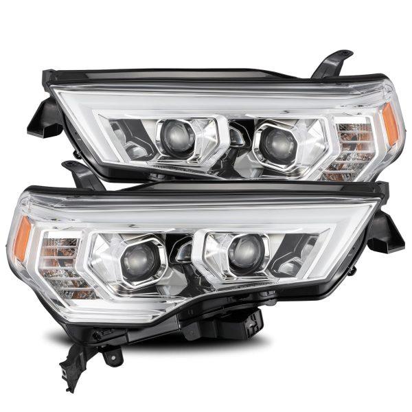 2014 2015 2016 2017 2018 2019 2020 Toyota 4Runner PRO-Series Projector Headlights Chrome