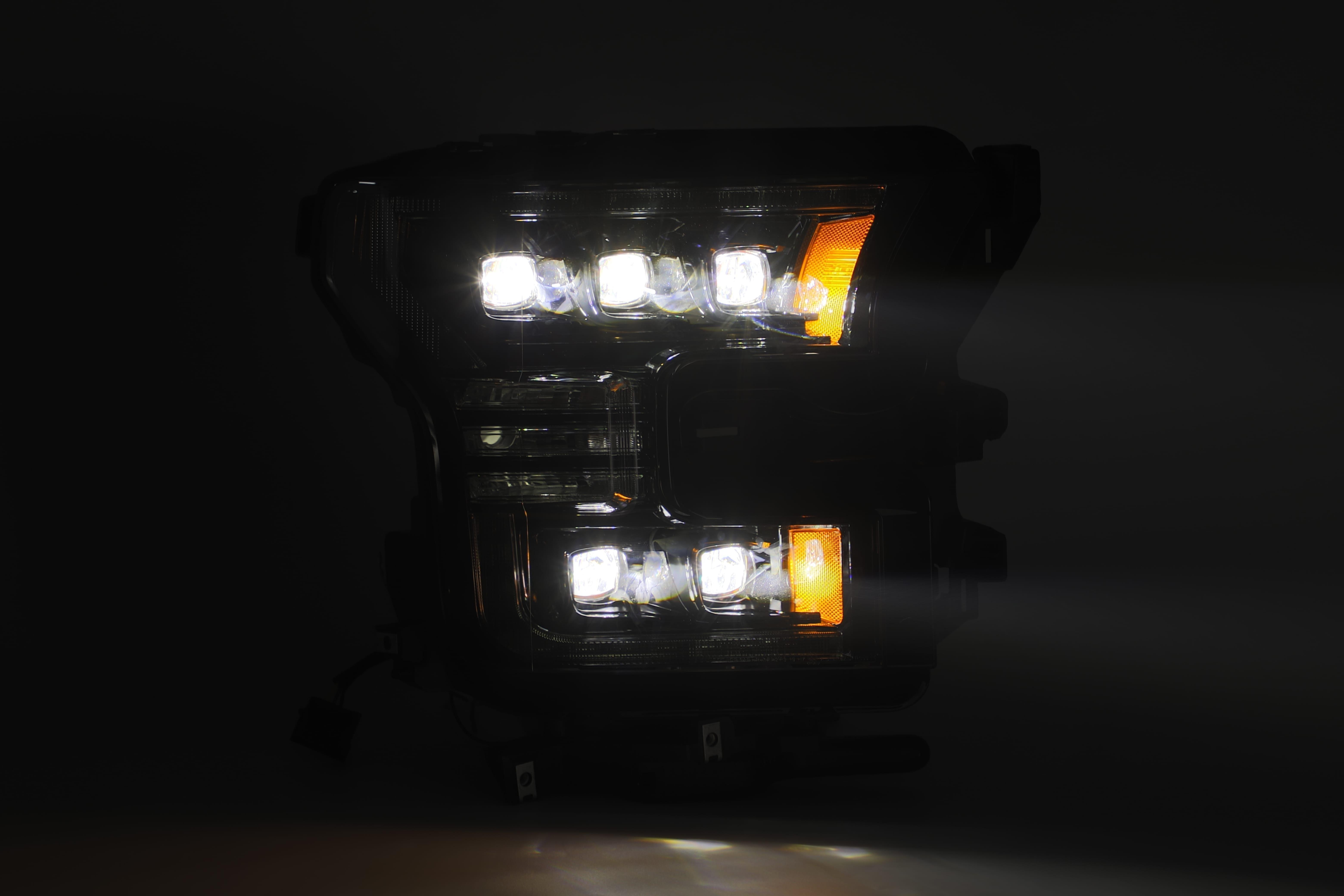 2015 2016 2017 Ford F150 NOVA-Series LED Projector Headlights