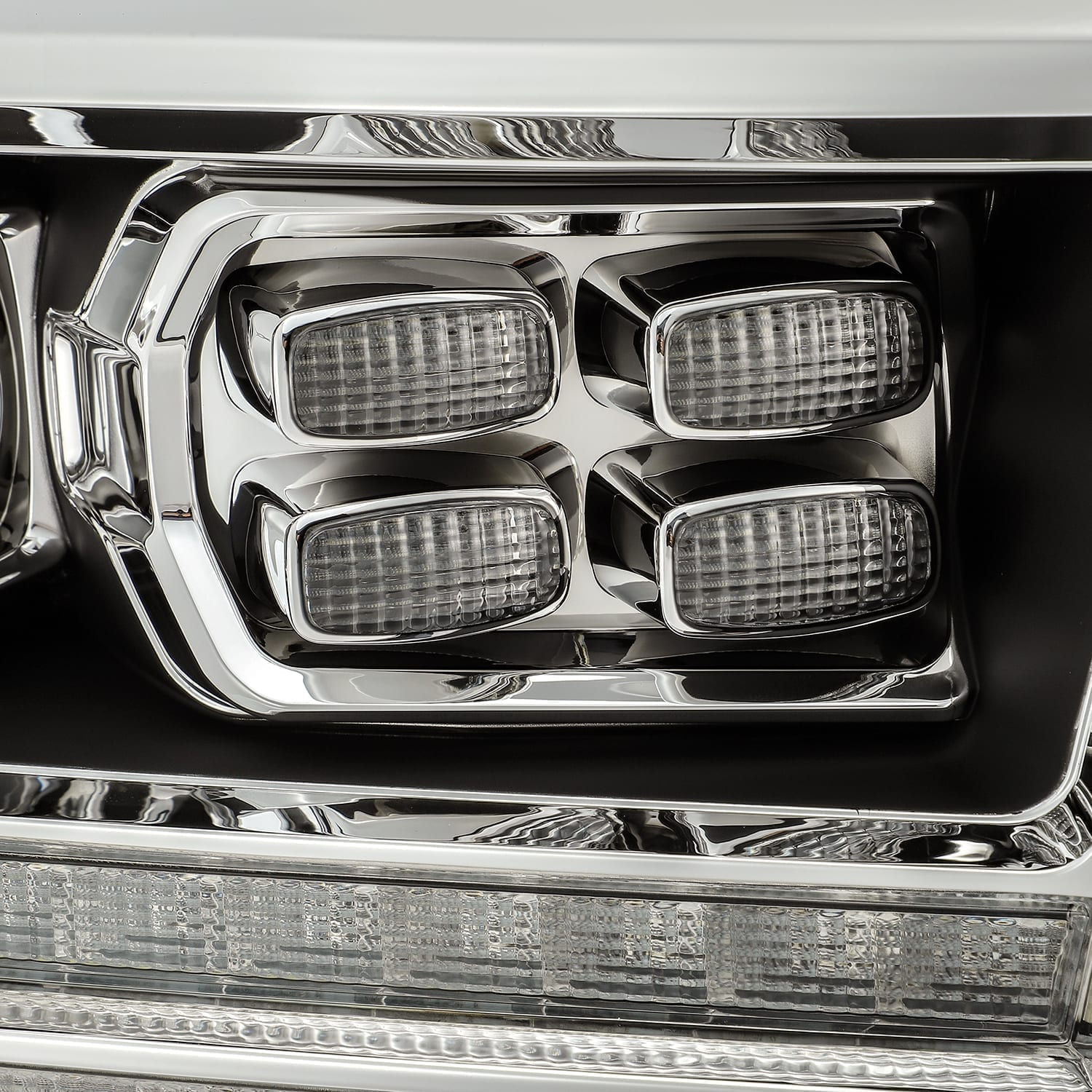 2009 2010 2011 2012 2013 2014 2015 2016 2017 2018 Dodge Ram 5th Gen 2500 Style PRO-Series Projector Headlights Black