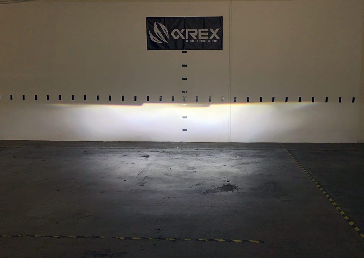 09-18 Ram Truck LUXX-Series (5th Gen 2500 Style) Projector Headlights