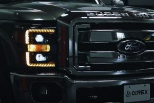 AlphaRex 2011 2012 2013 2014 2015 2016 Ford Super Duty F250/F350/F450/F550 Projector Headlights Installation Guide