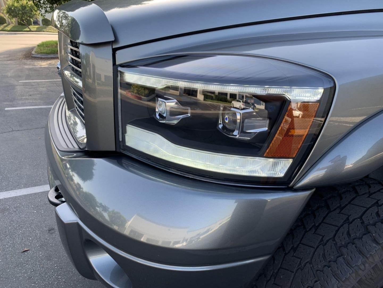 2006 2007 2008 Dodge Ram 1500 2500 3500 PRO-Series Projector Headlights