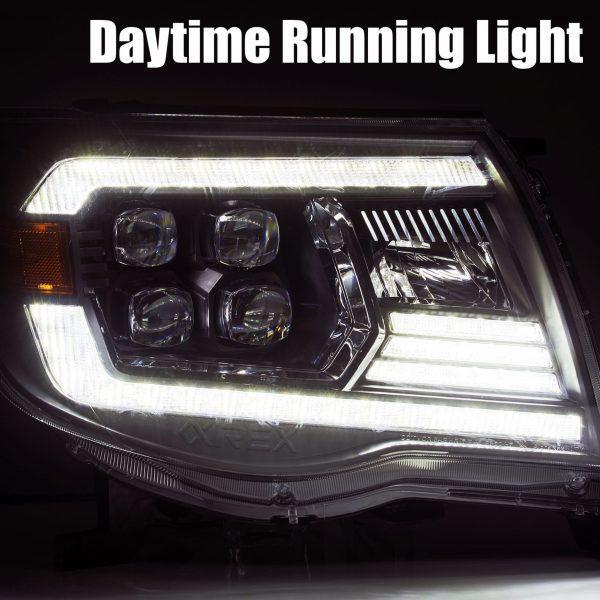 AlphaRex 2005 2006 2007 2008 2009 2010 2011 Toyota Tacoma NOVA-Series LED Projector Headlights