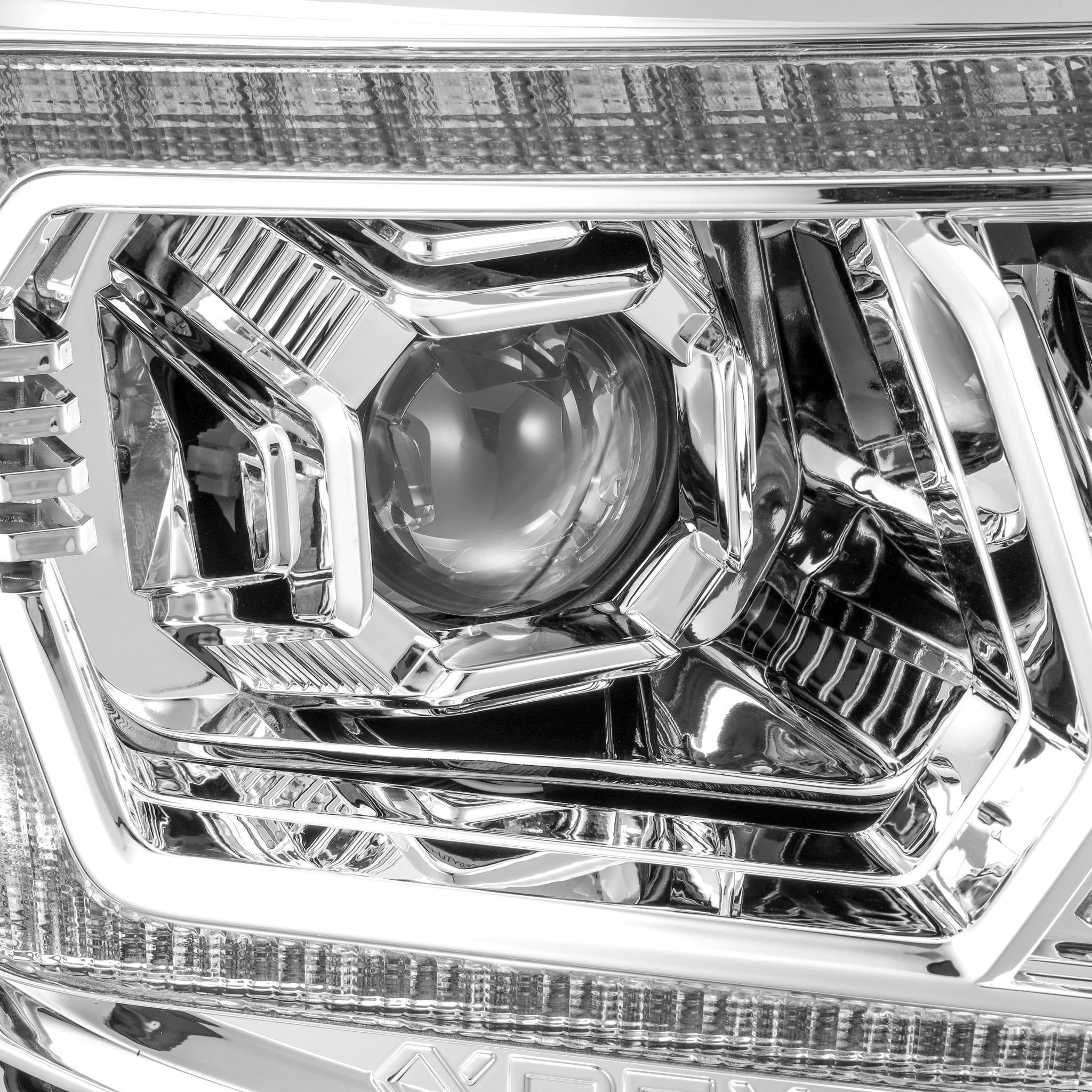 AlphaRex 2005 2006 2007 2008 2009 2010 2011 Toyota Tacoma NOVA-Series LED Projector Headlights Chrome