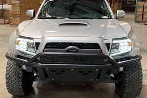 2005-2006-2007-2008-2009-2010-2011-toyota-tacoma-projector-headlights-disable-3-led-strips