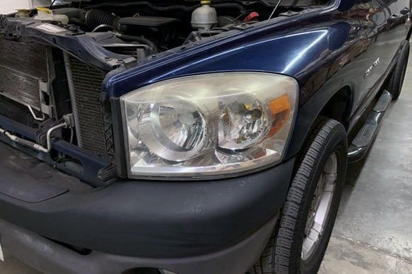 2006 2007 2008 Dodge Ram AlphaRex headlights installation