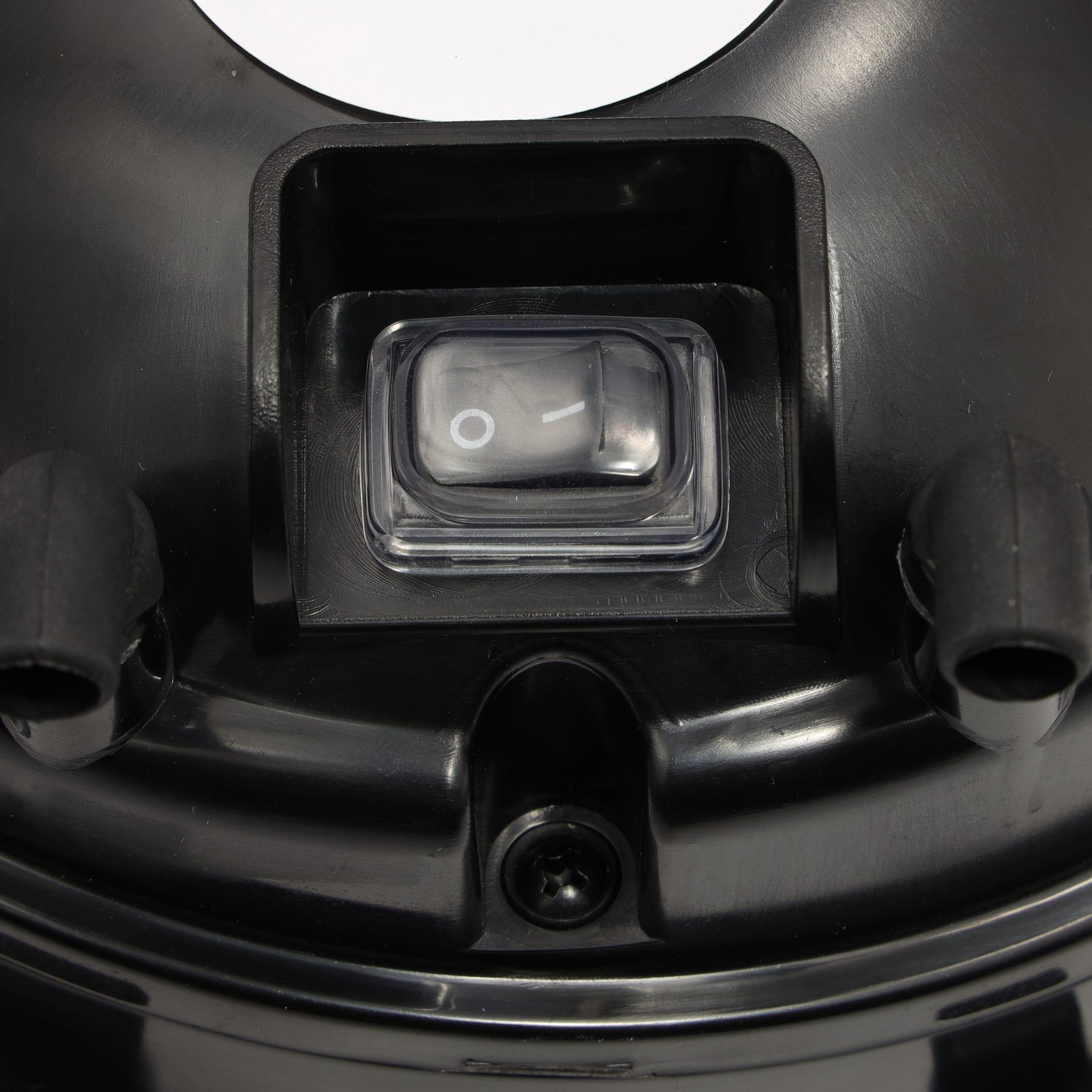 2005 2006 2007 2008 2009 2010 2011 2012 2013 Chevrolet Corvette C6 PRO-Series LED Tail Lights Jet Black