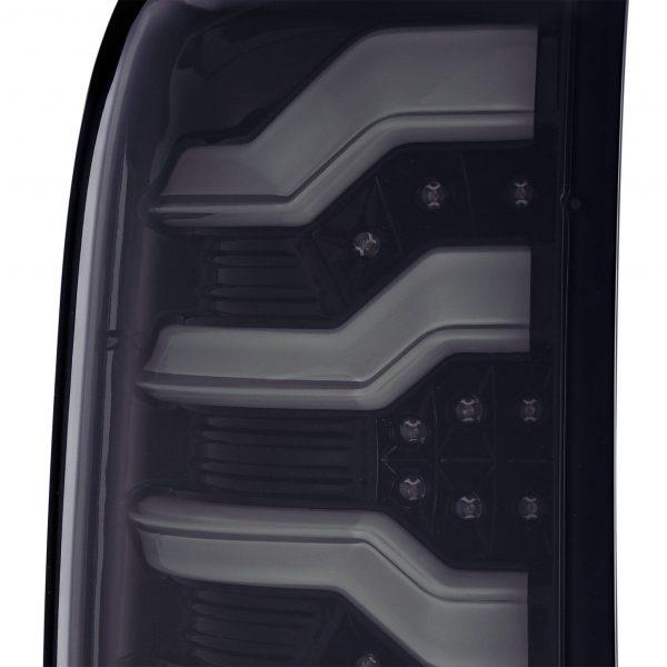 2014 2015 2016 2017 2018 Chevrolet Silverado 1500/2500HD/3500HD / GMC Sierra 3500HD Dually PRO-Series LED Tail Lights Jet Black