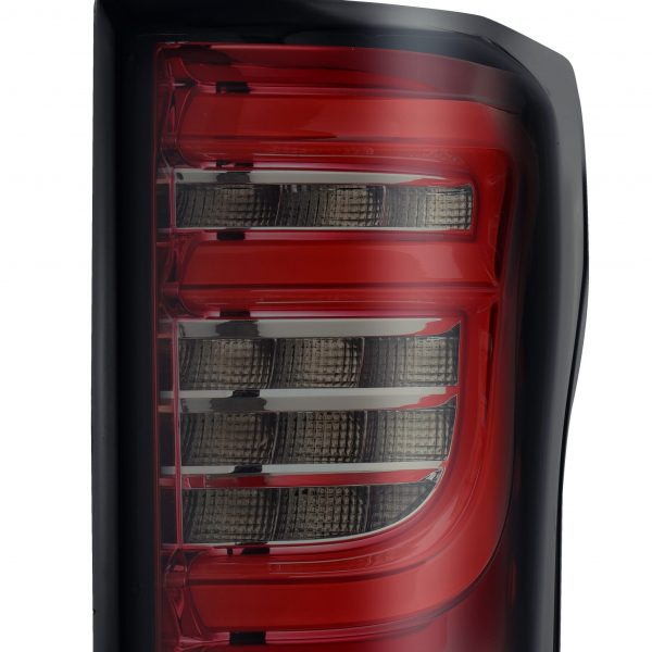 2015 2016 2017 2018 2019 2020 Ford F150 PRO-Series LED Tail Lights Red Smoke