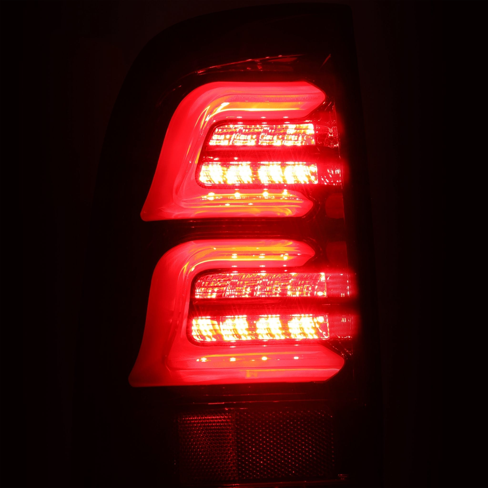 1997 1998 1999 2000 2001 2002 2003 2004 2005 2006 2007 2008 Ford F150/F250/F350 Super Duty PRO-Series LED Tail Lights Red Smoke