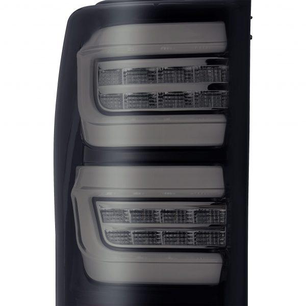 2007 2008 2009 2010 2011 2012 2013 Toyota Tundra PRO-Series LED Tail Lights Jet Black