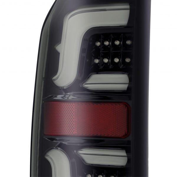 2014 2015 2016 2017 2018 2019 2020 Toyota Tundra PRO-Series LED Tail Lights Jet Black