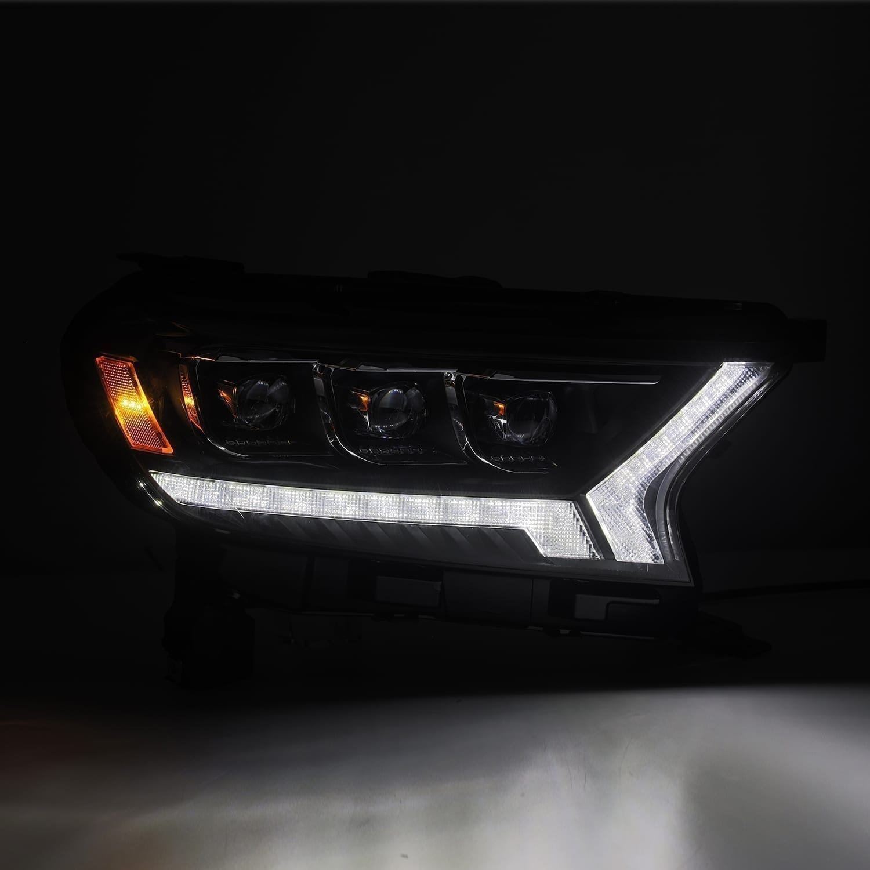 2016 2017 2018 2019 2020 Ford Ranger AlphaRex NOVA-Series LED Projector Headlights