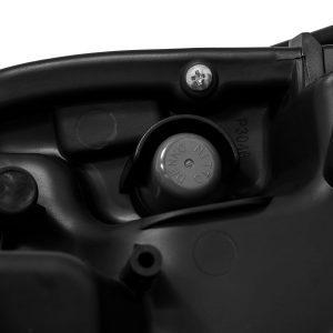 2010 2011 2012 2013 Toyota 4Runner PRO-Series Halogen / LUXX-Series LED Projector Headlights Alpha-Black