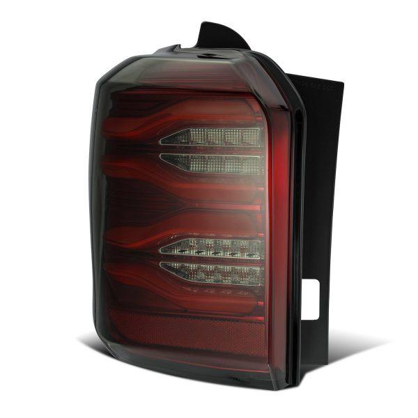 AlphaRex 2010 2011 2012 2013 2014 2015 2016 2017 2018 2019 2020 2021 Toyota 4Runner PRO-Series LED Tail Lights Red Smoke